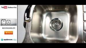 Blanco Sink Strainer Waste by Blanco Sink Pack Bhdinas8slpp Reviewed By Expert Appliances