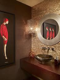 Brown Mosaic Bathroom Mirror by Mother Of Pearl Tile Shower Wall Sticker Bath Mirror Backsplash Wb 002