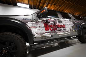 Vehicle Graphics - Ace Sign Co