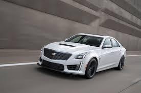 Cadillac 2 Door Sports Car In Cadillac Cts V Front Three Quarters