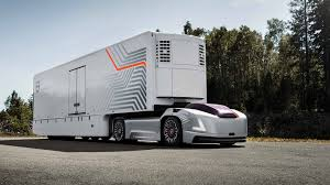 100 Self Moving Trucks No Safety Driver HereVolvos New Driverless Truck Cuts The Cab