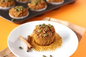 Vegan Pumpkin Muffins Applesauce by Easy Pumpkin Carrot Muffins V Gf Sweet Like Cocoa