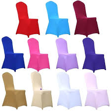 Banquet Chair Covers Dining Room Cover Wedding Protector Slipcover Decoration Drop Shipping