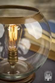 globe edison table l desk l edison light bulb home