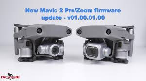 100 V01 Firmware Update V01000100 For The DJI Mavic 2 ProZoom