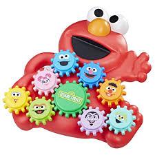 Playskool Friends Sesame Street Elmo And Gear Play Set