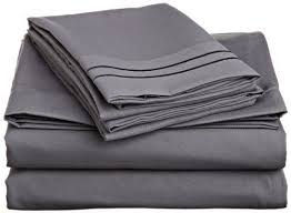 Bed Skirt With Split Corners by Bed Skirt Gray Split Corner Pleated 1000tc Egyptian Cotton 21