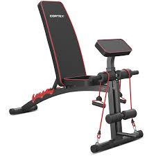 Sit Up Bench Flat Crunch Board AB Abdominal Fitness