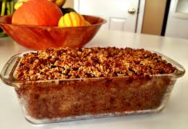 Pumpkin Pie With Pecan Streusel Topping by Pumpkin Bread With Pecan Streusel Topping Babycupcake U0027s Healthy Eats
