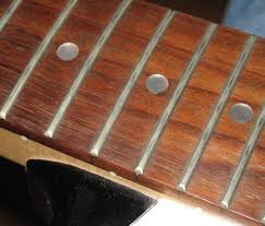 Most Frets Have Some Wear