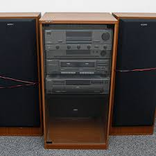 Sony Home Stereo System and Speakers EBTH