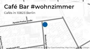 café bar wohnzimmer merseburger straße in berlin schöneberg