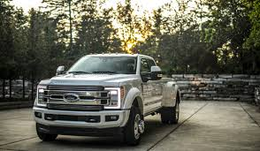 Here's Why Ford's Pimped-Out New F-450 Limited Pickup Truck Costs ...
