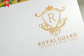 Royal Guard Letter R