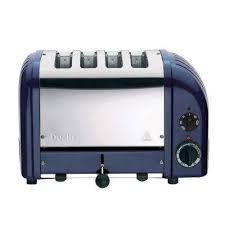 NewGen 4 Slice Lavender Blue Toaster