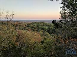 Backpacking Trip to Garden of the Gods in Southern Illinois
