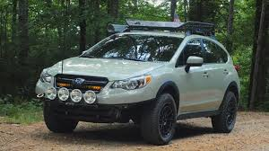 Hell Yeah Lifted Subaru Crosstrek