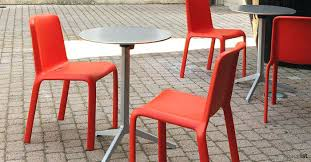 Modern Cafe Table Silver Outdoor Tables Small Round Coffee Unique