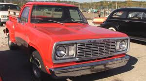 1977 Dodge D100 Warlock | Short Tour - YouTube Bangshiftcom This 1977 Dodge D700 Ramp Truck Is A Knockout Big Upgrade 36l Penstar Ram 1500 Models With More Performance From Pickup Built On Budget Diesel Power Magazine Adventurer Se 150 Stock 153899 For Sale Near Columbus My New 2013 Black Express Dodge Ram Forum Dodge Power Wagon Brush Truck 77 M880 Fire Truc Flickr Ready For Adventure Wagon Stepside Plum Crazy Purple Trucks Pinterest 3500 Heavy Duty Gta San Andreas M880_dod_military_truck_page Overview Cargurus