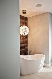 chandelier over bathtub design ideas
