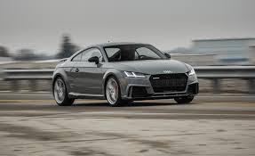 2018 Audi TT RS Test Review