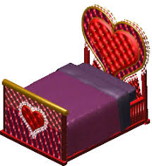 Heart shaped bed The Sims Wiki