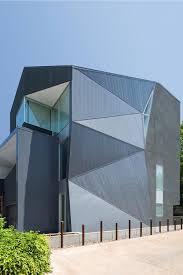 100 Modern Stucco House Contemporary Residences Facade Black Stucco Concrete With A