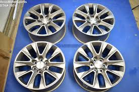 100 Oem Chevy Truck Wheels 20 Chevrolet SILVERADO High Country OEM FACTORY WHEELS TAHOE 1500