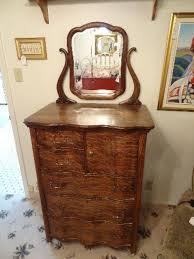 Tiger Oak Serpentine Dresser by Antique Dresser Value Bestdressers 2017