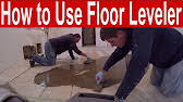 Dap Gallon Flexible Floor Patch And Leveler by How To Level An Uneven Floor U Can Flexible Floor Leveller