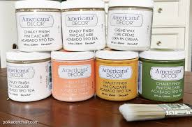 Americana Decor Chalky Finish Paint Colors by Diy Chalky Finish Paint Bench Makeover