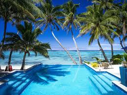 100 Resorts With Infinity Pools LittlePolynesianResortPoolLagoonview Pacific Resort