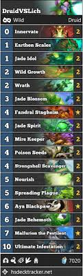 decks i used to beat the lich king all 9 classes bmk gaming