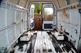 Van Dog Mike Hudson Traveller Rusty Conversion