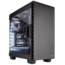 Arozzi Gaming Chair Frys by Corsair Carbide 400c Midi Tower Gaming Case Black Window