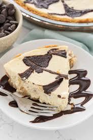Pumpkin Swirl Cheesecake Bars by Chocolate Swirl Cheesecake Pie Crazy For Crust