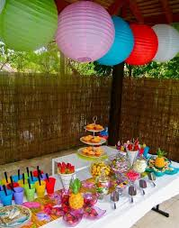 300 Best Luau And Pool Party Ideas Images On Pinterest