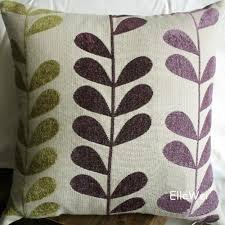ElleWeiDeco Modern Damask Purple Throw Pillow Cover – Daily Decor