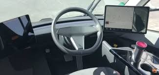100 Pickup Truck Sleeper Cab Tesla Semi Images Interior Secondtofirstcom
