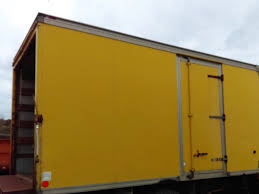 USED TRUCK BODIES FOR SALE