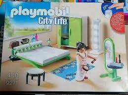 playmobil 9271 city schlafzimmer eur 12 00 picclick de