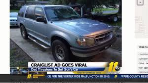 Dad Tries To Sell Son's Truck On Craigslist Over Pot; Ad Goes Viral ...