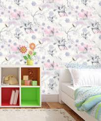 Image Is Loading Fairytale Unicorn Wallpaper Horse Textured Glitter Effect White