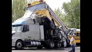 100 Crazy Truck TRUCK CRASH Amazing S Accident Best Trailer Crash