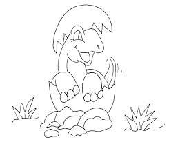 27 Baby Dinosaur Coloring Pages 4917 Via Dinocreta