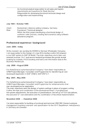 Functional Resume For Maintenance Worker SlideShare Sample Customer Service Business Consultant