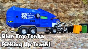 Blue Tonka Trash Truck Toys Truck Youtube Garbage Trucks Rule Youtube Remote Control Schedules Homewood Disposal Service Videos For Children L Best And Toys Color Learning For Kids Waste Management Of Litchfield Park At The Dump Part 2 And Dickie Recycle Toy