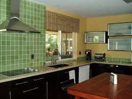 green ceramic wall tiles smith design best and popular kitchen