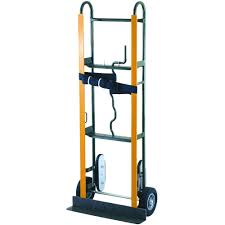 Harper 6581 800 Lb. Appliance Truck With Belt Tightener And 6