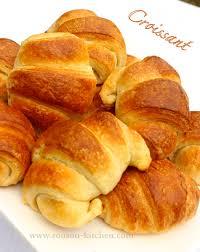recette croissants facon boulangerie et recette de pate feuilletee